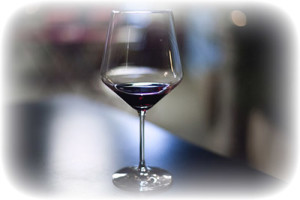 бокал вина при кормлении