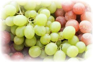 зеленый виноград при кормлении