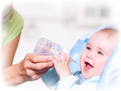 запоры у новорождённых при искусственном вскармливании