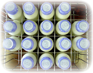молоко с молочной кухни
