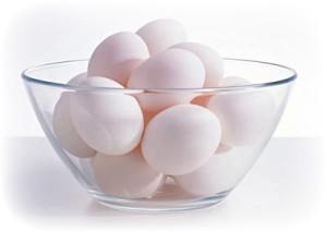 выбираем яйца
