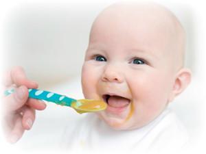 baby-eat
