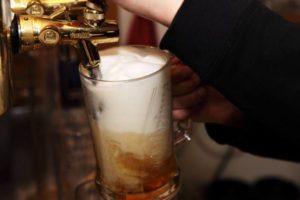 Можно ли беременным безалкогольное пиво